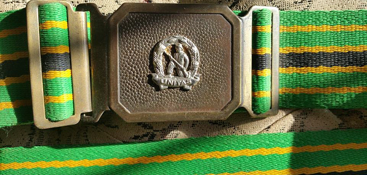 Commando Stable Belt (Photo:Louis Lategan)