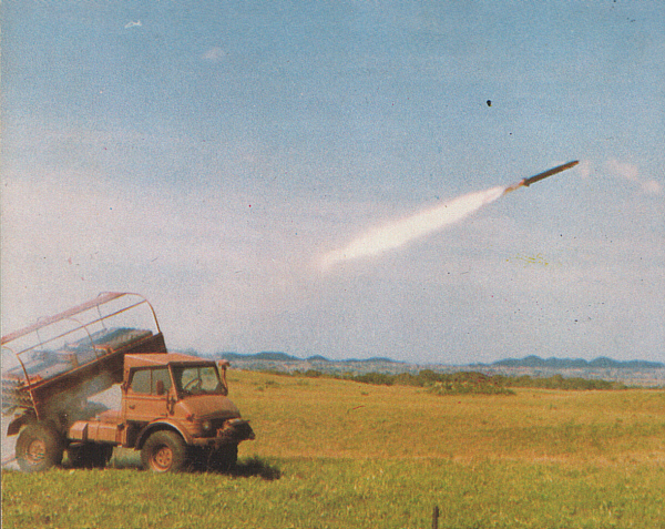 Valkyri 127mm Multiple Rocket Launcher