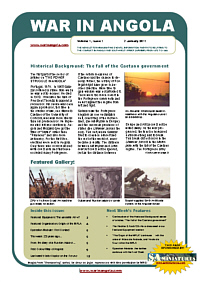 Newsletter Volume 1, Issue 1