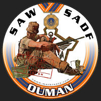 Get your FREE SADF War Veteran Sticker