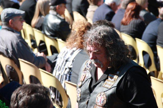 Images from Chris van Zyl of the SILENT SOLDIERS MC