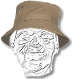 South African Army Bush Hat