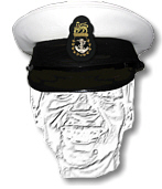 South African Navy Chief Petty Officers Cap