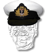 South African Navy Junior Officers Cap