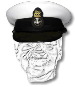 South African Navy Petty Officers and Other Ratings Cap