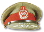 Cap of the General Officer Commanding SWATF (1987)