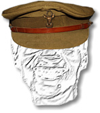 South African Army Other Ranks' Peak Cap  (with Unit or Corps Badge)