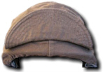 South African Army Kevlar Helmet with Cover